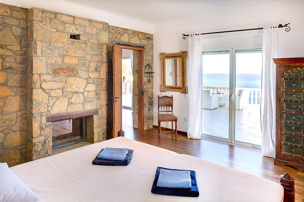 Villa crete dreams for Chambre a coucher avec dressing